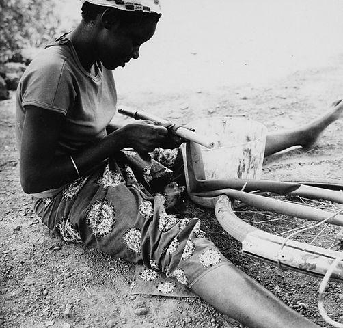 fietsband plakken