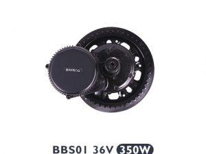 Bafang BBS-01 36V 350W middenmotor e-bike ombouwset
