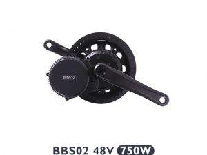 Bafang BBS-02 48V 750W