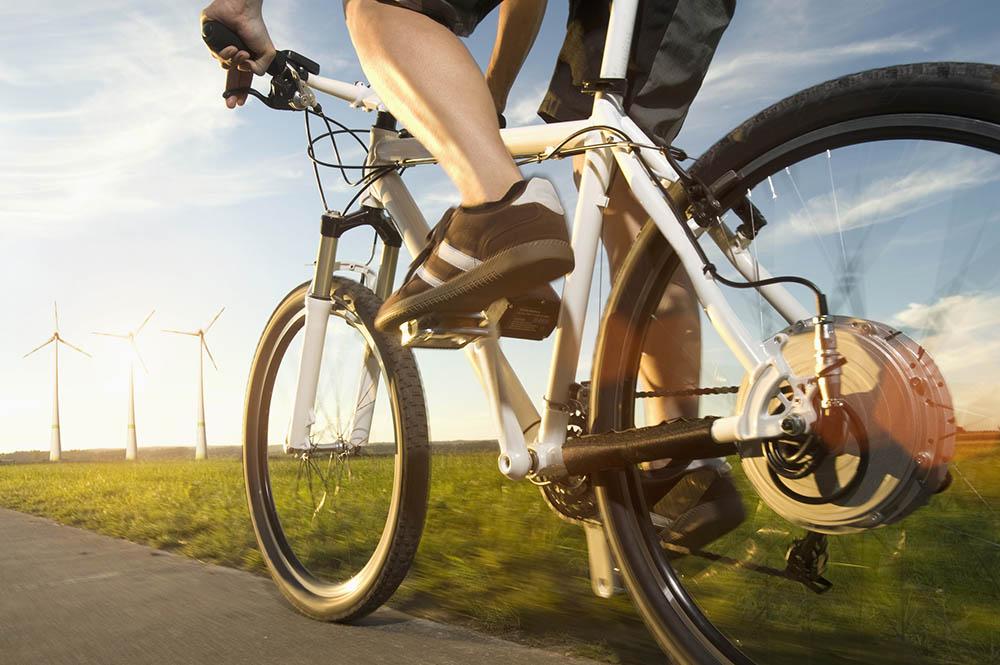 Voor en nadelen van een elektrische fiets