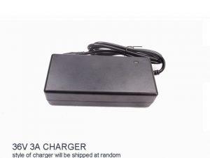36V 3A oplader voor lithium ion batterij