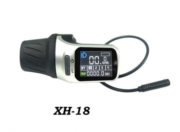 TSDZ2 XH-18 Display 6pin